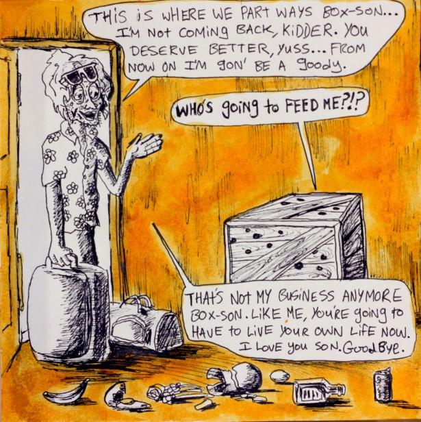 'Goodbye Box-Son' by osian grifford 23.02.15